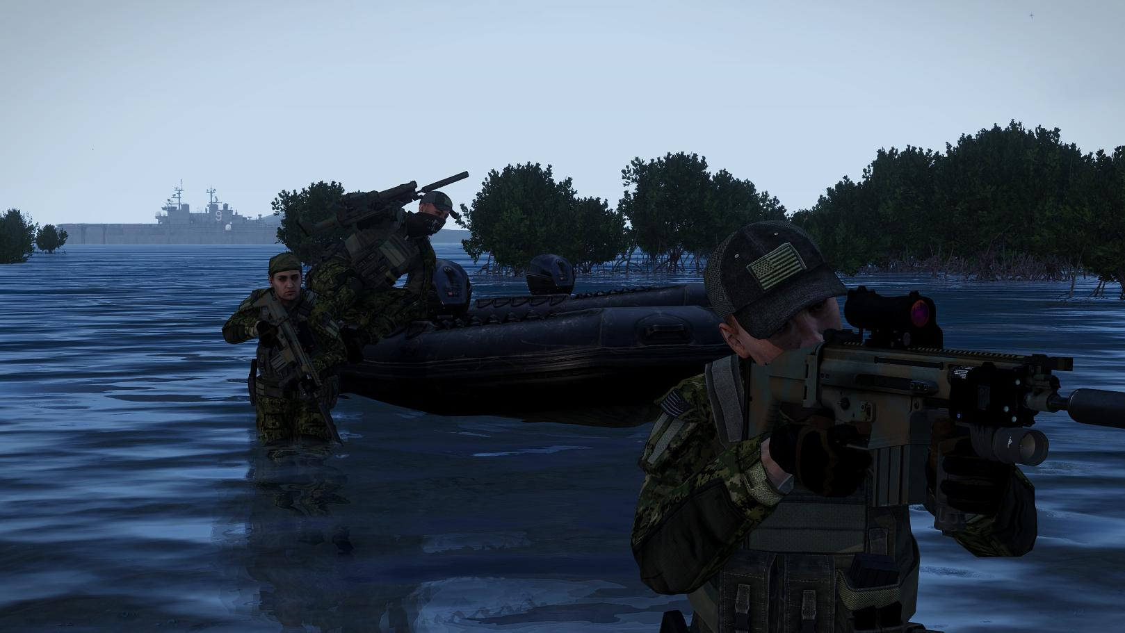 Community Factions Project - ARMA 3 - ADDONS & MODS