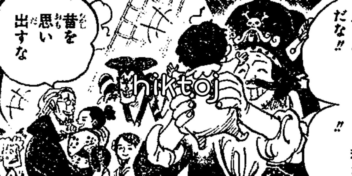Spoiler One Piece 966 - Roger đại chiến với Râu Trắng 2