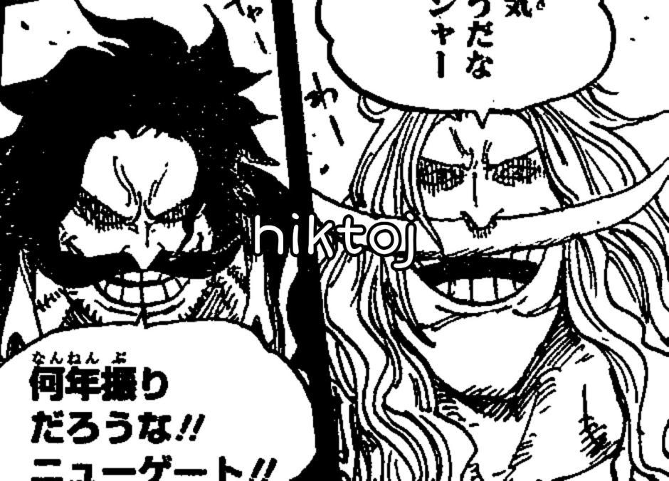 Spoiler One Piece 966 - Roger đại chiến với Râu Trắng 7