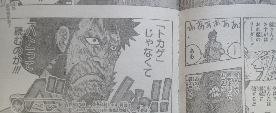 Spoiler One Piece 975 - Kế hoạch của Kinemon - Nhà Tiên Tri Vũ trụ 2
