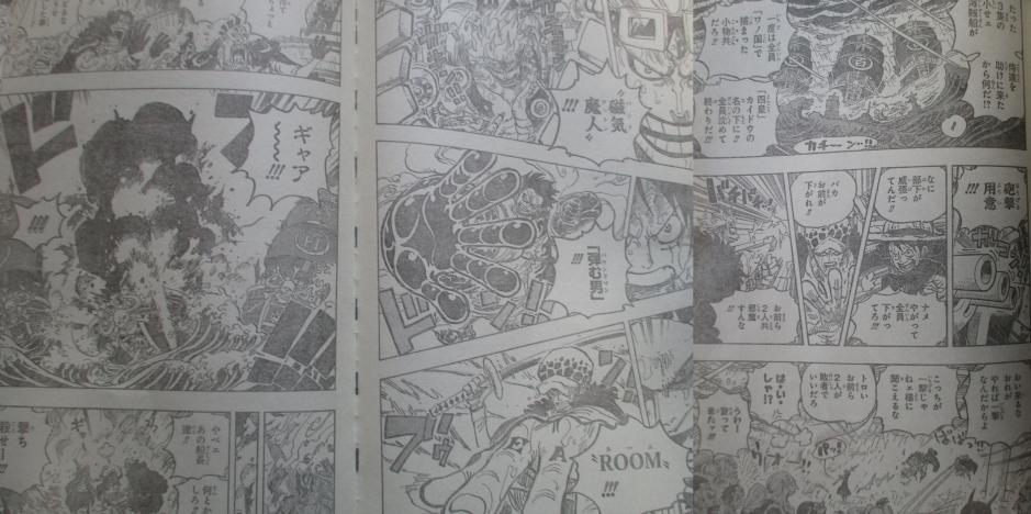 Spoiler One Piece 975 - Kế hoạch của Kinemon - Nhà Tiên Tri Vũ trụ 4
