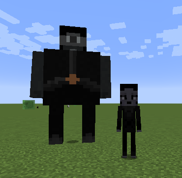 Jet and Obsidian. (right-to-left)