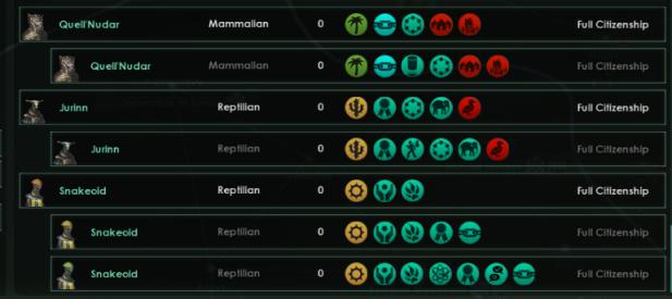 Unable to delete species templates | Paradox Interactive Forums