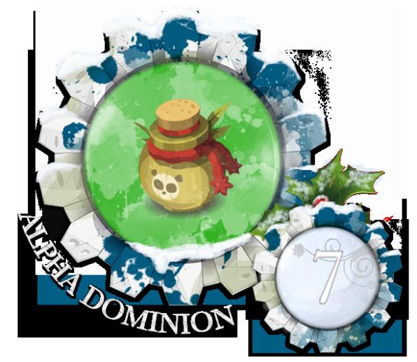 Calendrier de L'Avent Dominion - Edition 2017 Noel7