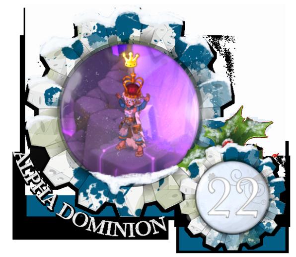 Calendrier de L'Avent Dominion - Edition 2017 Noel22