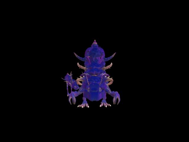 El Agachapien (criatura de hace un año que porfin sale a la luz) mas una nueva version superfuerte/remake CRE_Agachapien_HyperRemake-1b275cdb_sml