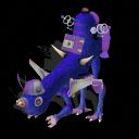 El Agachapien (criatura de hace un año que porfin sale a la luz) mas una nueva version superfuerte/remake Agachapien_3