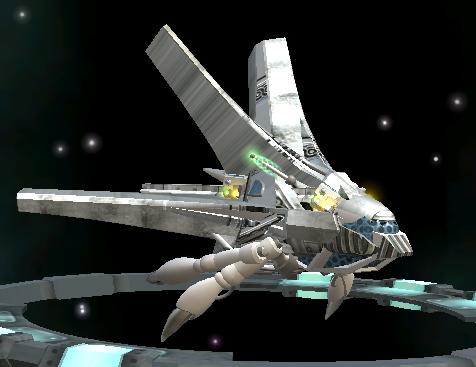 Bombardero Confederado de la unión galáctica Unknown
