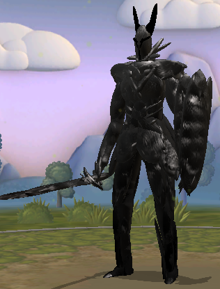 Caballero Negro [Dark Souls] Unknown