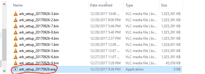 youtube-dl.exe is not a valid win32 application