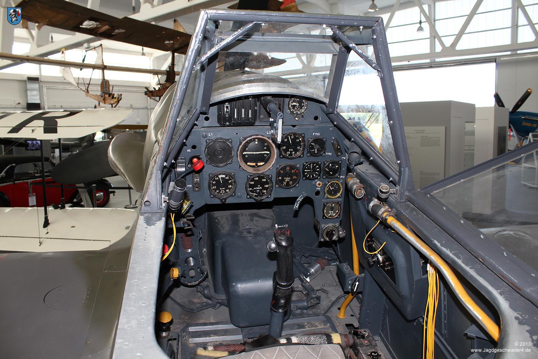 Top Five Bf 109 Cockpit / Fullservicecircus