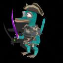 Klankar y su espada luminosa Klankar_1