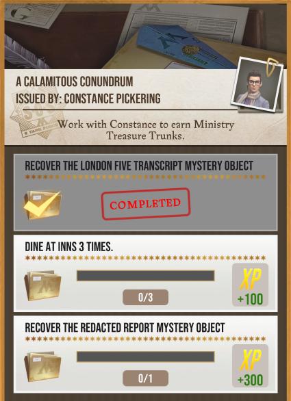 Wizards Unite SOS Missions
