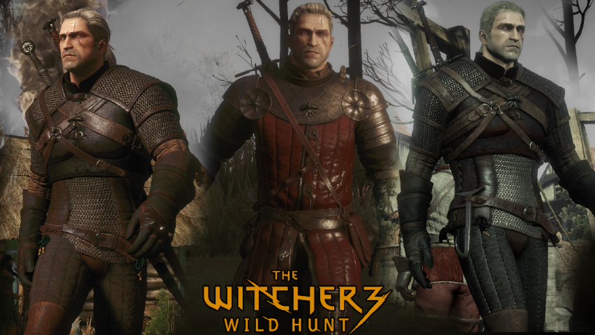 E3 2013 And Vgx Viper Armour At The Witcher 3 Nexus Mods And Community