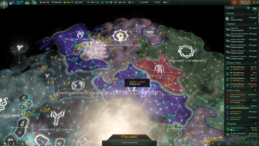 Stellaris, PDox Space Game - A Taste of Rome | Page 559