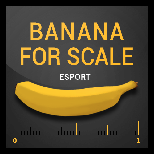 BANANA FOR SCALE BfS4
