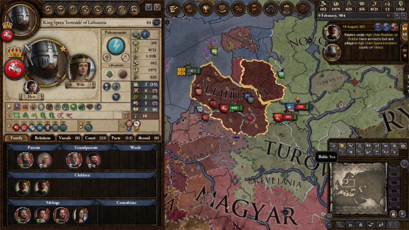 Crusader Kings 2 - Advanced Roleplay