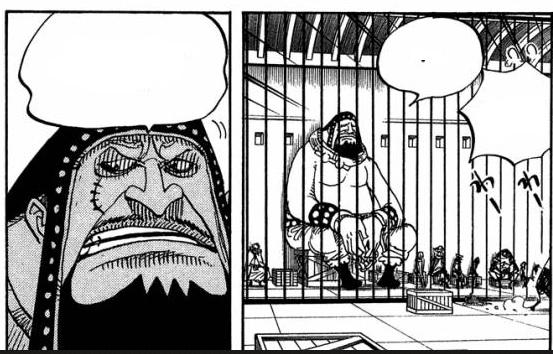 One Piece Kapitel 897: Pekoms` Cacao Island Fluchtplan  Unbenannt