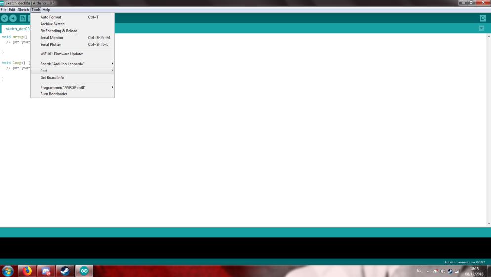 Qmk Flash Windows