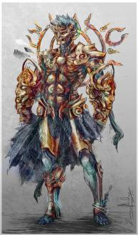 Gamigan the Necropolis [Kill Viable/Dungeon] Qwenn-parker-color-concept_1