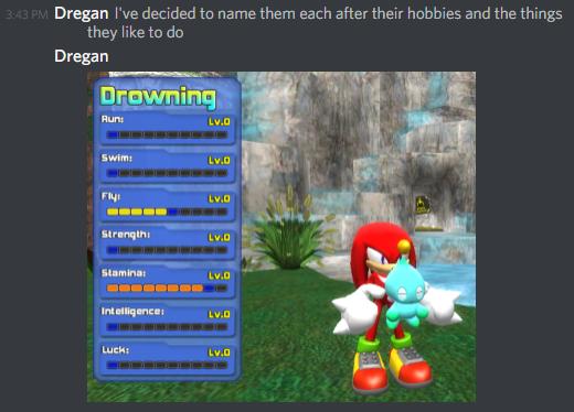 Dregan Is A Good Dad Unknown
