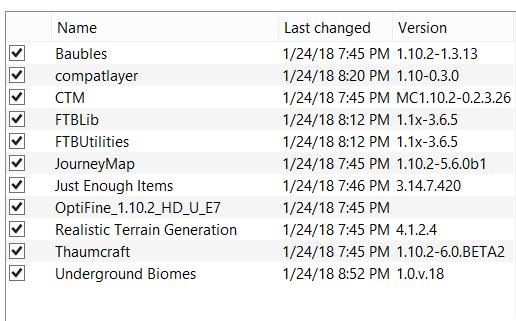Thaumcraft 6 server - FakaHeda eu Fórum