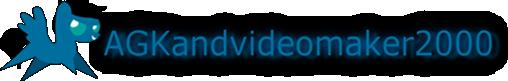 The AGKandvideomaker2000 message forum