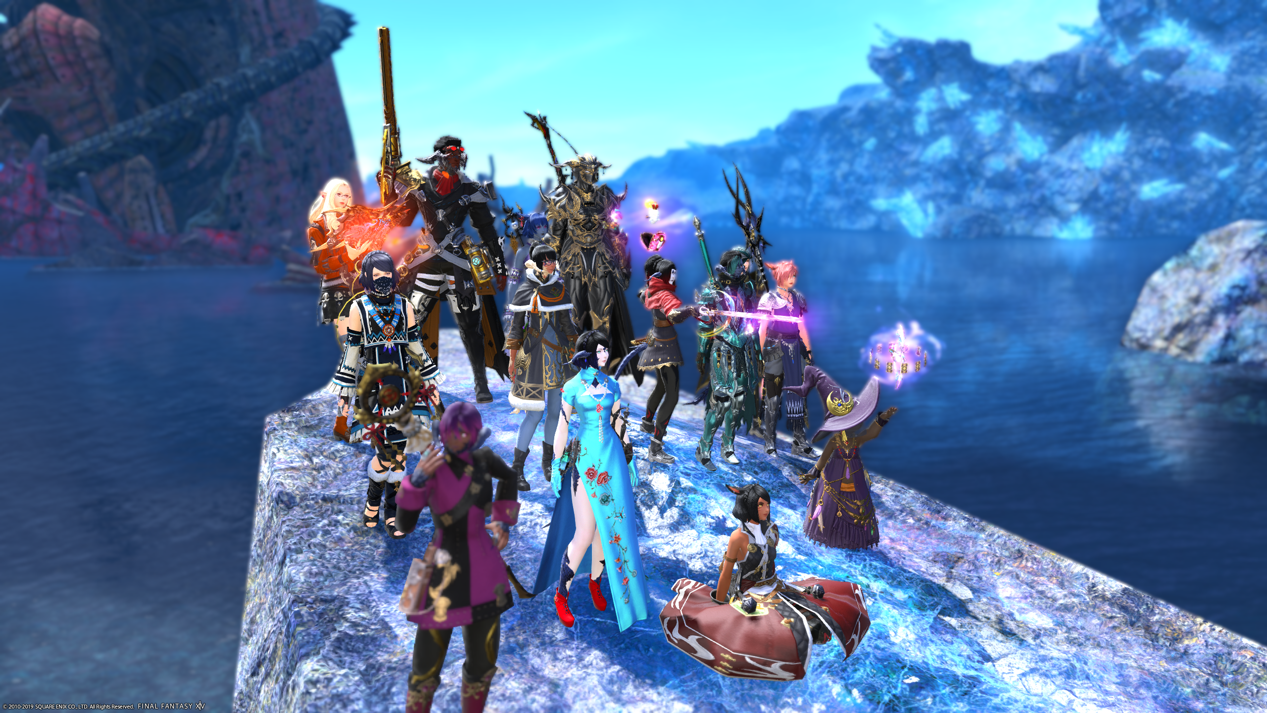 FINAL FANTASY XIV: Shadowbringers - The Something Awful Forums