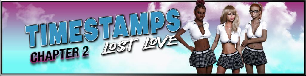 Timestamps, Lost Love poster