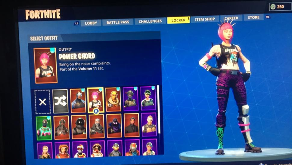 Sold Selling Fortnite Account 20 Skins All Season 2 And 3