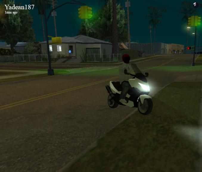 FED - Figueroa Rider Gang (GANG) Template