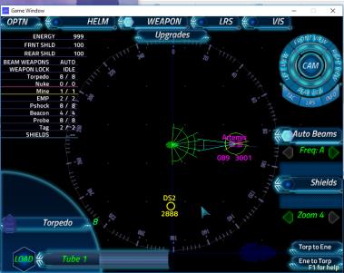 Nemisis Intercepter and Cataphract destroyer