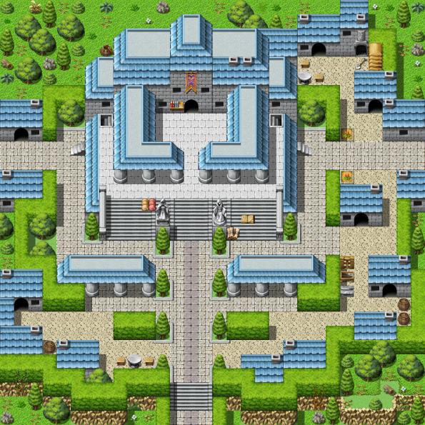 Réunir des exemples de bons mapping? Agora