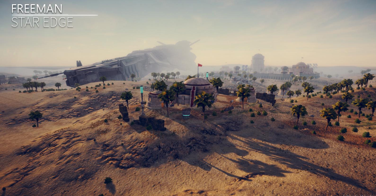 Ankala - Desert City