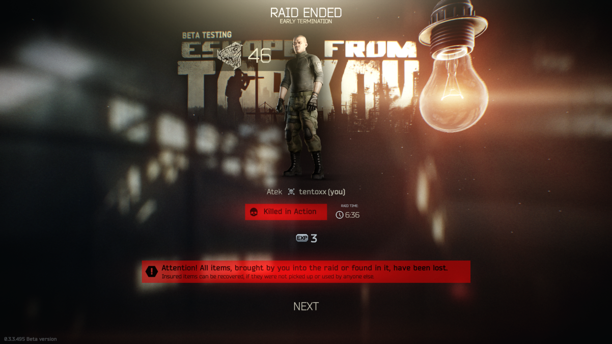 Server Lagging = Cheater - General game forum - Escape from Tarkov Forum
