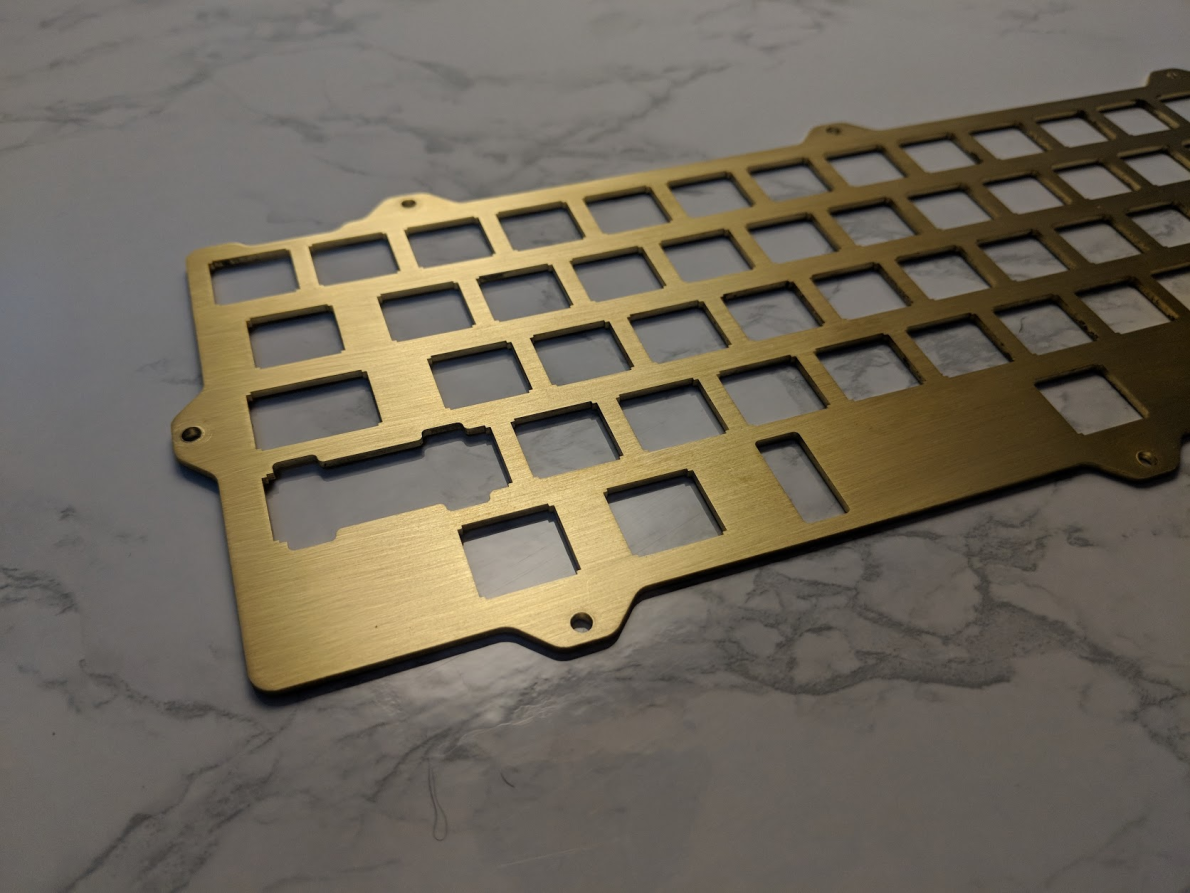 GB] Modern M0110 custom keyboard