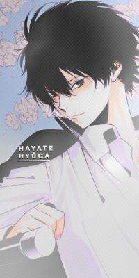 Hyûga Hayate