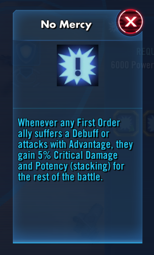 Territory Wars Beta   Star Wars: Galaxy of Heroes forum