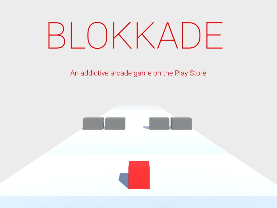 Blokkade cover