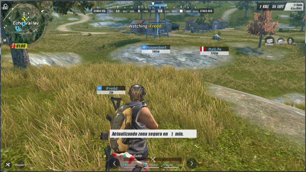 rules of survival hack pc
