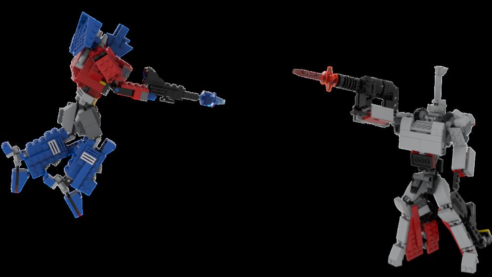 Customs de LeaderOptimus : le côté Lego - Page 3 Unknown
