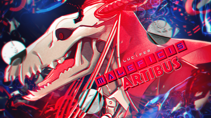 Maleficis Artibus-AMV [1st @LongTeam IC #1]  Minia_spike
