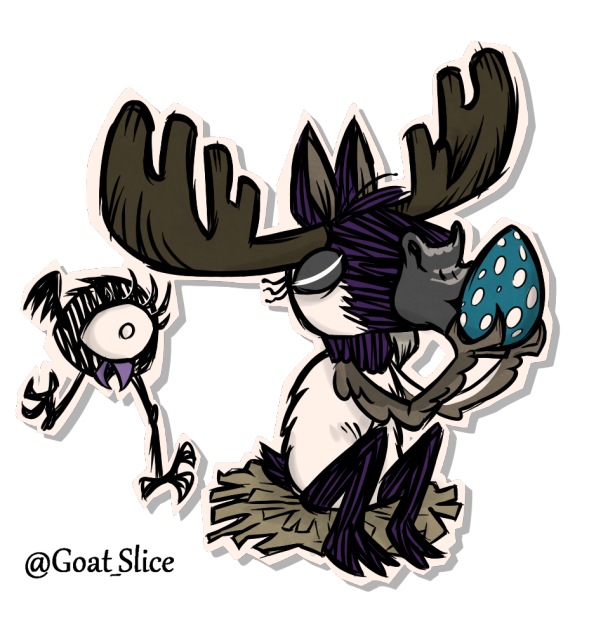 Cheesenuggets Cheesy Fan Art Thread Page 10 Don T Starve Art Music Lore Klei Entertainment Forums