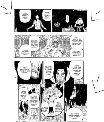 Uchiha Sasuke vs Pain Unknown