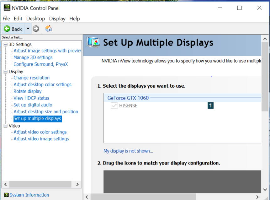 Multiple Display on Laptop | Tom's Guide Forum
