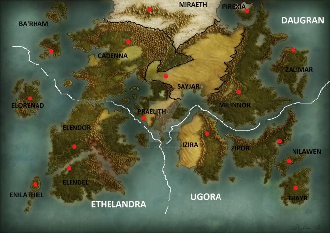 Mapa GENERAL Mapa_y_capitales