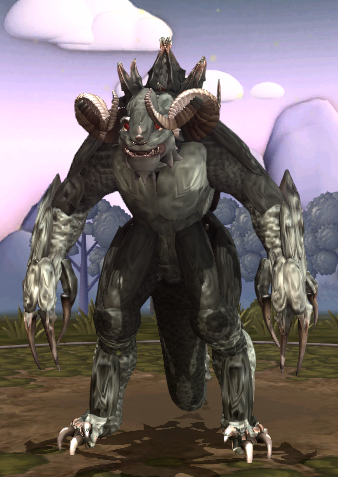 Deathclaw (Fallout)  Unknown