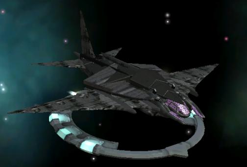 Super Bombardero Chaos [Clase: Devastatax Z-4] Unknown
