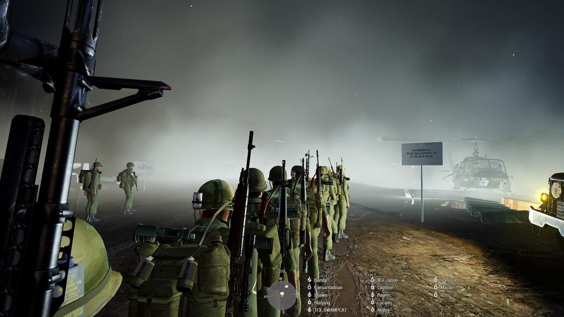 The Unsung Vietnam War Mod 3 0F - Foxtrot Released