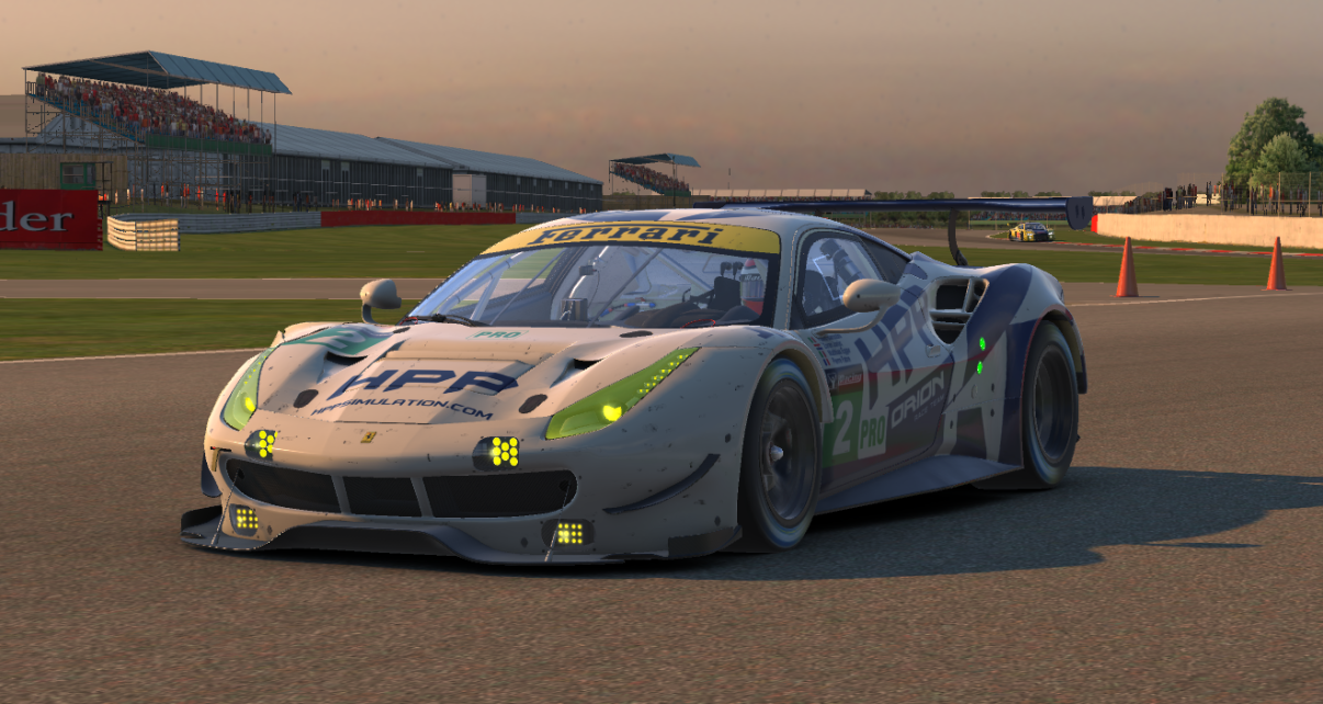 Fulvio Barozzini wins the iRacing IMSA Championship! | Orion
